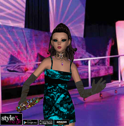 Style Me Girl Level 27 - Layla - Envy