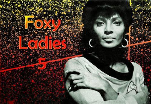 Foxy Ladies 5 Nichelle Nichols
