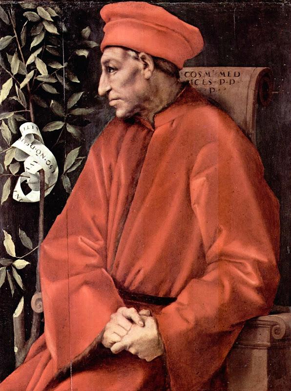 cosimo d medici ruler of florence during