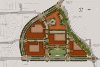 Wayzata Bay Center Redevelopment, Minnesota, United States
