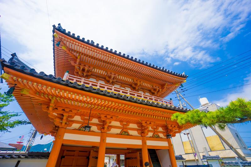 Shodoshima Island, Saikoji Temple 1