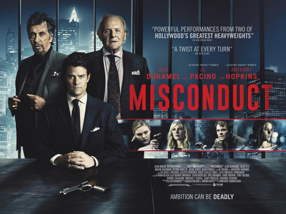 Παιχνίδι χωρίς κανόνες (Misconduct) Wallpaper