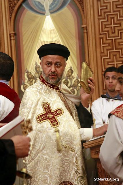 Rites of receiving Fr. Cyril Gorgy - _MG_0918.JPG