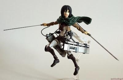 Figma Mikasa Ackerman Review Image 16
