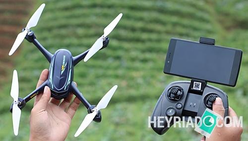 sesudah test flight selama beberapa hari memakai drone seri terbaru dari Hubsan yaitu Review Hubsan H216A X4 Desire Pro Indonesia