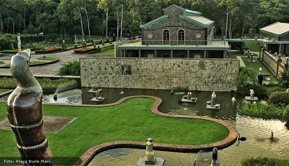 Oficina Brennand - Recife, foto:http://quantocustaviajar.com/