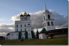 4 pskov cathédrale de la trinité
