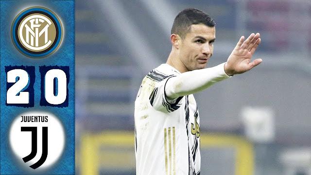 Inter Milan Yakin Menang Liga Itali Setelah Mengalahkan Juventus.