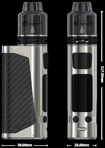 eVic Primo SE with ProCoreSE 03 thumb%255B2%255D - 【新製品】「Joyetech eVic Primo SE with ProCore SE」速くも登場、Primoのニューバージョン/防水対応GeekVape AEGIS BOX MOD、Aspire 200W Speederキット