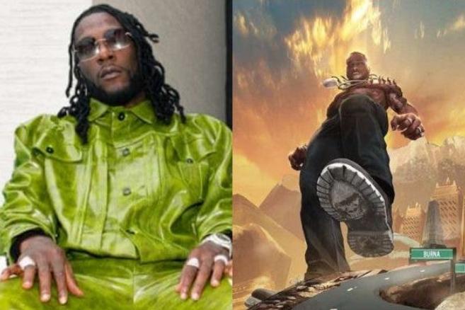 "Burna Boy's ""Twice As Tall"" Becomes 2020 Most-streamed Nigerian Album On Spotify"