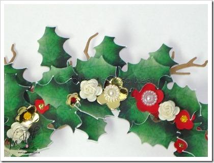 Holly Wreath (4)