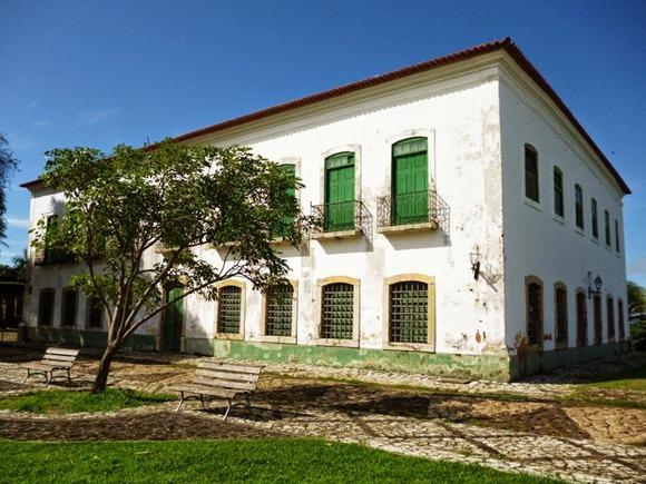 Casa da Câmara e Cadeia  - Alcantara, Maranhao, foto: Momentos pelo Mundo