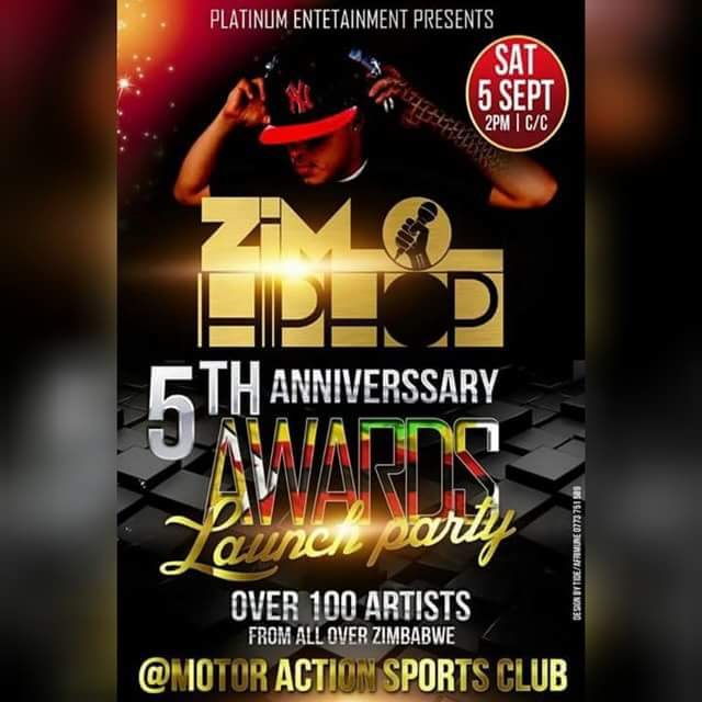 Zimhiphop Awards Launch party in Review