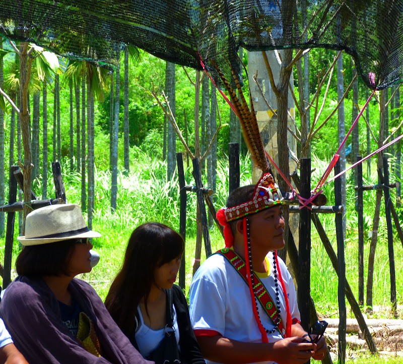 Hualien County. De Liyu lake à Guangfu, Taipinlang ( festival AMIS) Fongbin et retour J 5 - P1240497.JPG