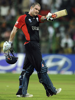 Andrew Strauss was applauded for his captain knock, India v England, World Cup, Group B, Bangalore, February 27, 2011
