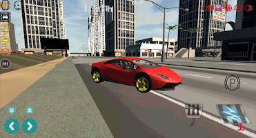Screenshot of Car Driving Simulator FREE