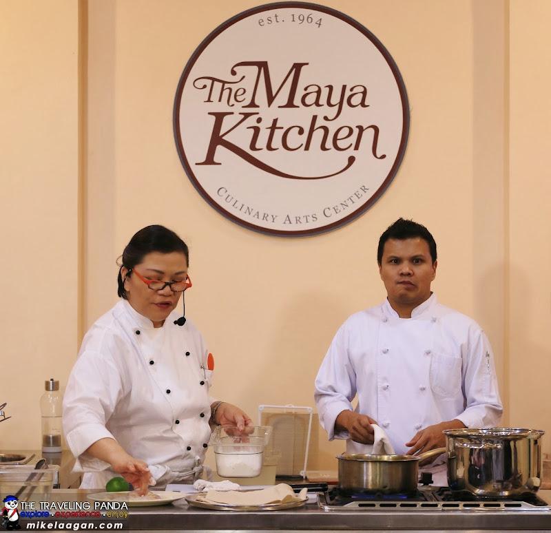 Chef Vicky Pacheco