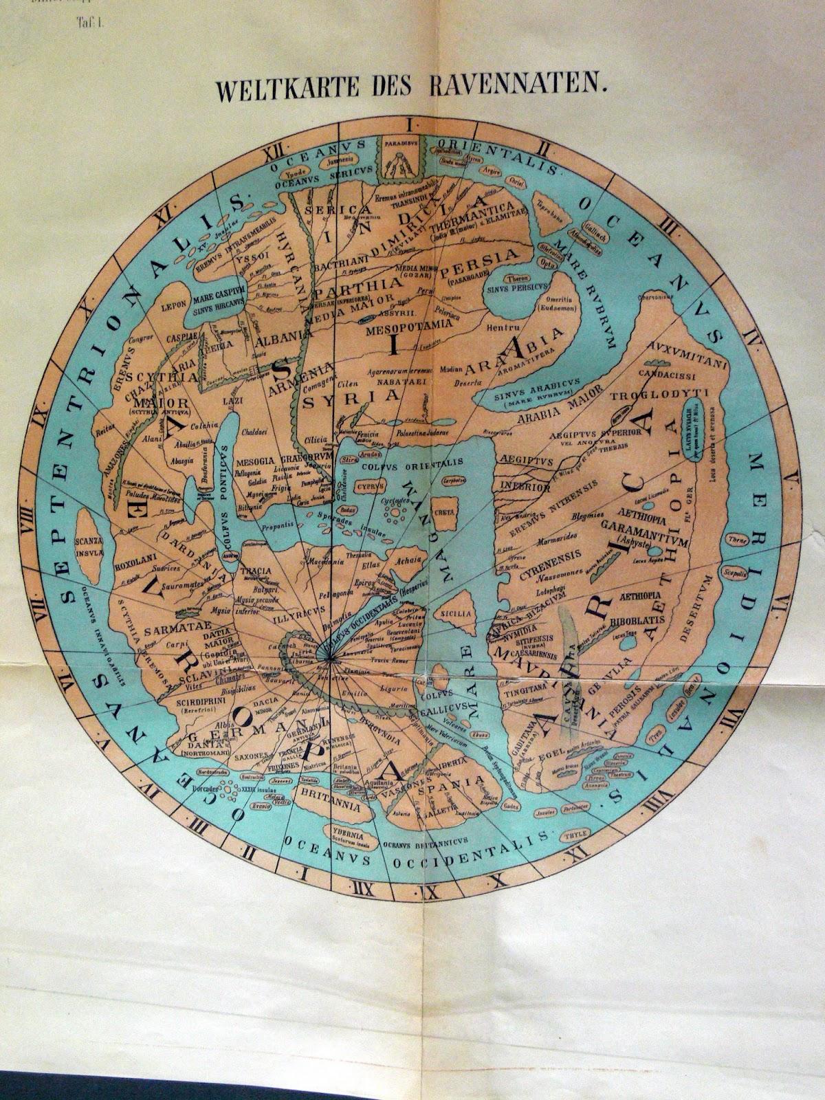 Mappae mundi Bd. VI. Rekonstruierte Karten