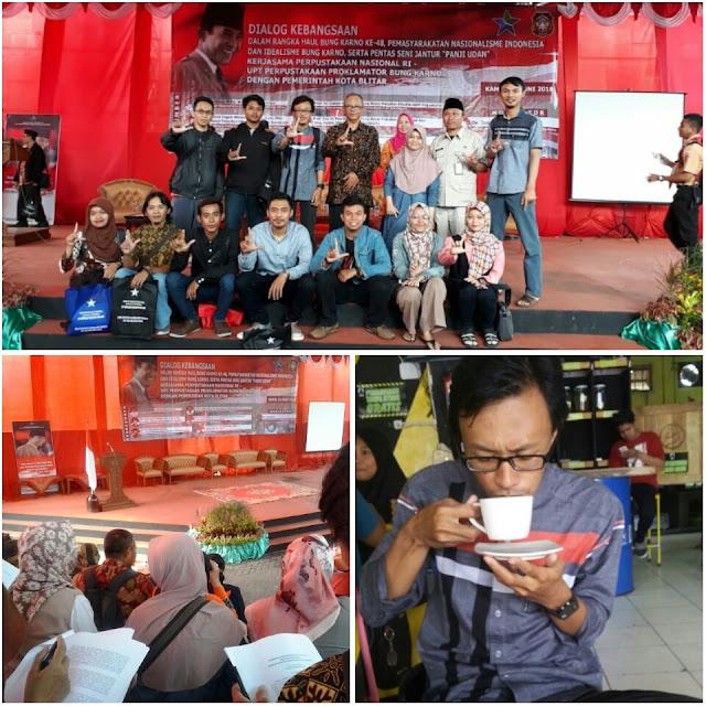 Haul Bung Karno, dan Ulang Tahun Jokowi