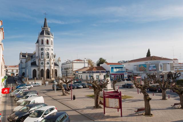 Praça da Liberdade - Reguengos de Monsaraz