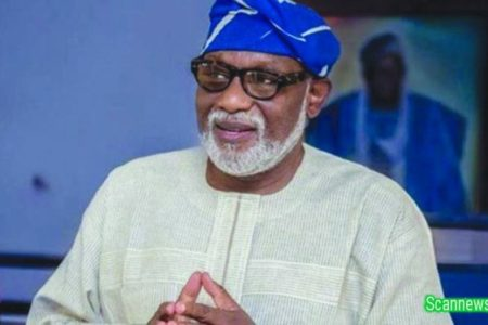 Sink it into your brain, we're ashamed of you because, You're a disgrace to Yorubaland  – Oodua groups blasts Gov Akeredolu