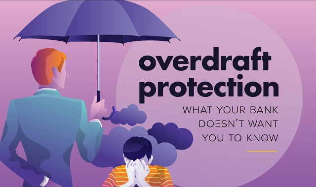 Overdraft protections from the bank