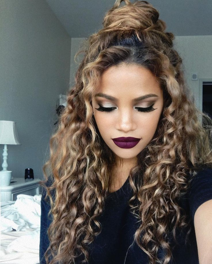 FABULOUS PARTY HAIR STYLES FOR ATTRACTIVE LADIES THROUGH HOLIDAYS 7