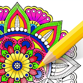 Coloring Book: Art of Mystery