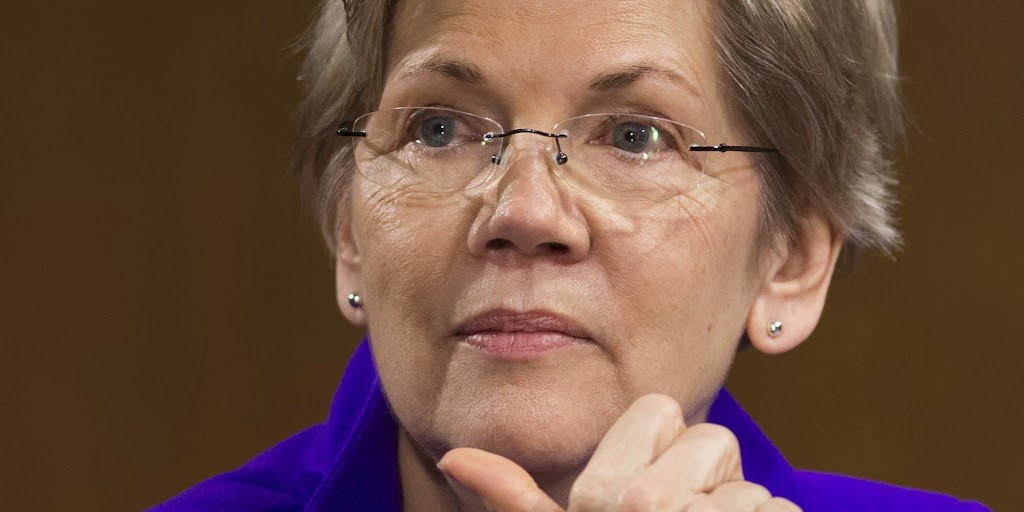 Elizabeth Warren's private meeting with progressives