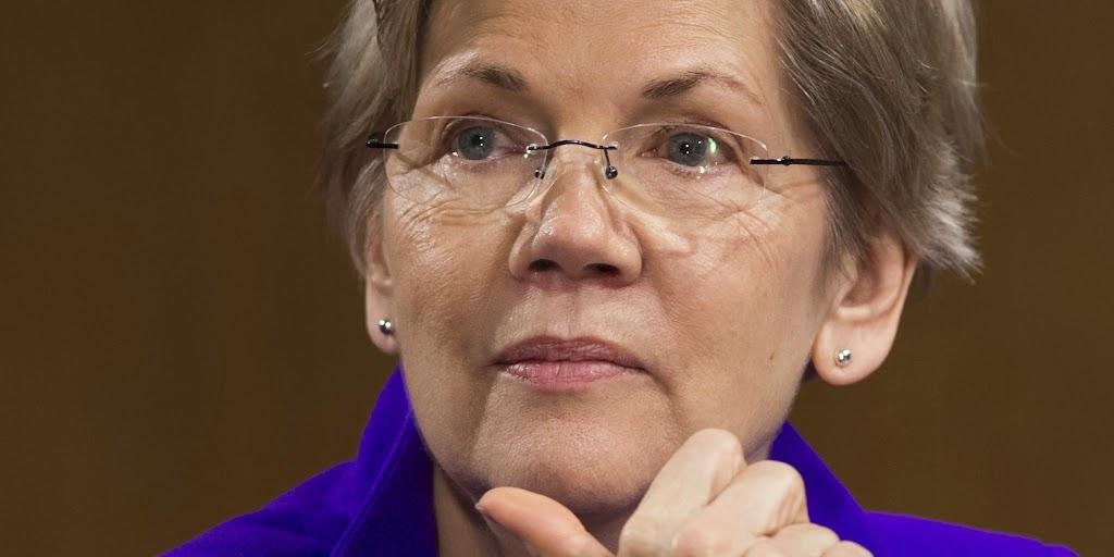 Elizabeth Warren's private meeting with progressives