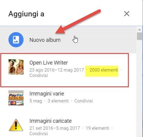 nuovo-album-google-foto
