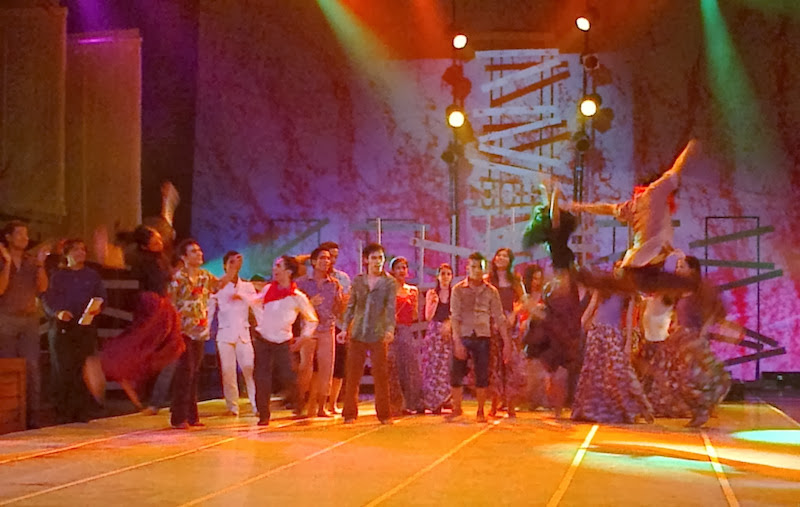 Ballet Philippines in rock Supremo