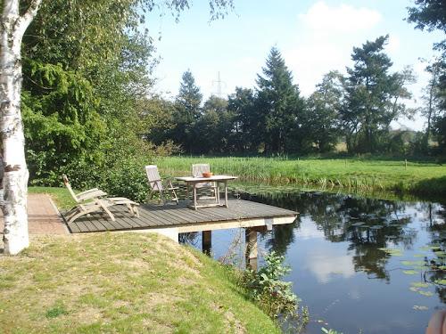 Landgoed Kasteel Daelenbroec - Relax a bordo acqua