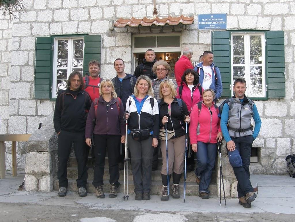 Mosor - Dani hrvatskih planinara, 20. - 22.6.2015.