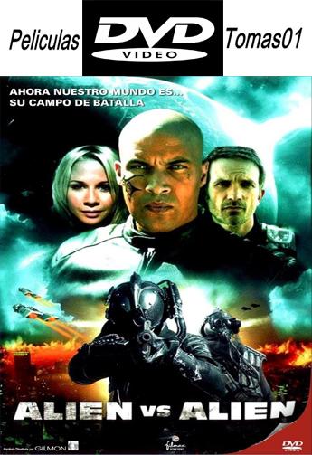 Alien vs. Alien (Showdown at Area 51) (2007) DVDRip