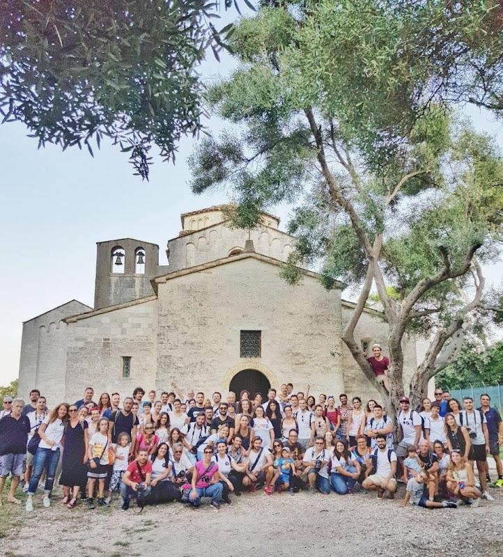 gruppo_chiesa Portonovo open day con Yallers Marche 23-09-18