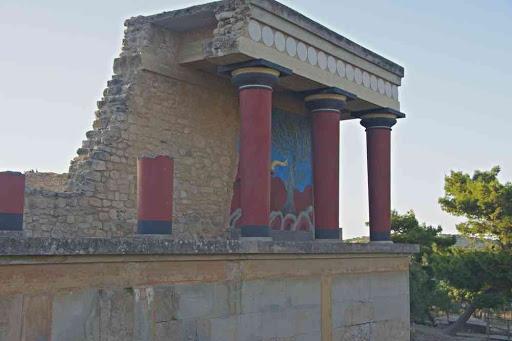 Palais de Cnossos (Κνωσός).