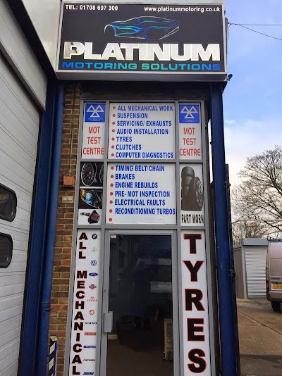 Platinum Motoring Solutions
