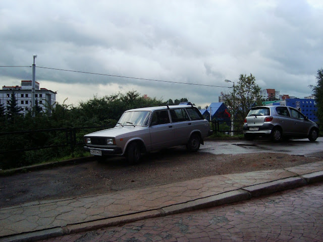 Łada-Waz - znany i nadal popularny samochód rosyjski