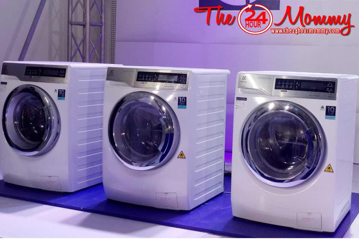 Electrolux UltimateCare Washing Machine Line