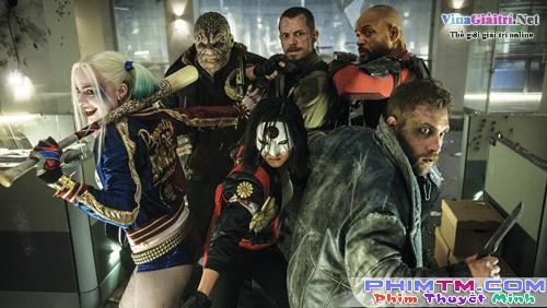 Xem Phim Biệt Đội Cảm Tử - Suicide Squad - phimtm.com - Ảnh 1