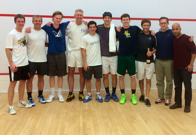 UClub beat UBC in the MA State 4.5 League Finals on 3/12/14.