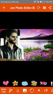 Nature photo editor-Background changer - náhled