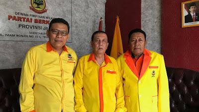 Ferivikasi Faktual Partai Berkarya Propinsi Jambi Oleh KPUD Propinsi Jambi Di Kantor  DPW Partai Berkarya.