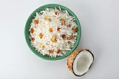 narali bhat recipe-how to make narali bhat recipe