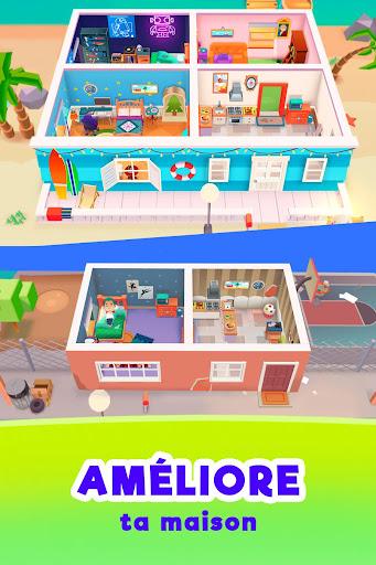 Idle Life Sim - Jeux Simulator Vie Virtuelle screenshot 4