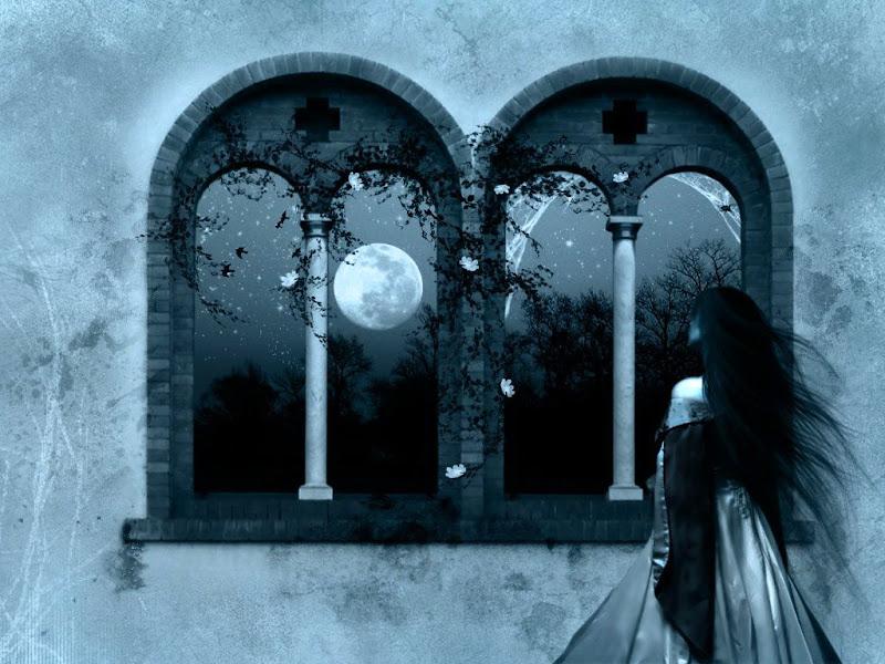 Moon Light In The Window, Moon Magic
