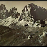 Historické fotografie Alp a Tater