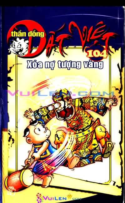 Thần Đồng Đất Việt Tập 104