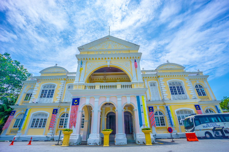 Penang George Town hall
